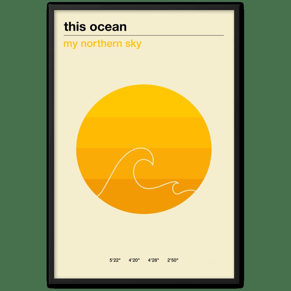 This Ocean (framed)