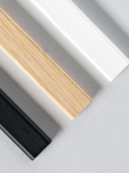 Wooden Hanger Colour Options